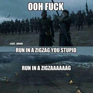 Rickon Zig Zag