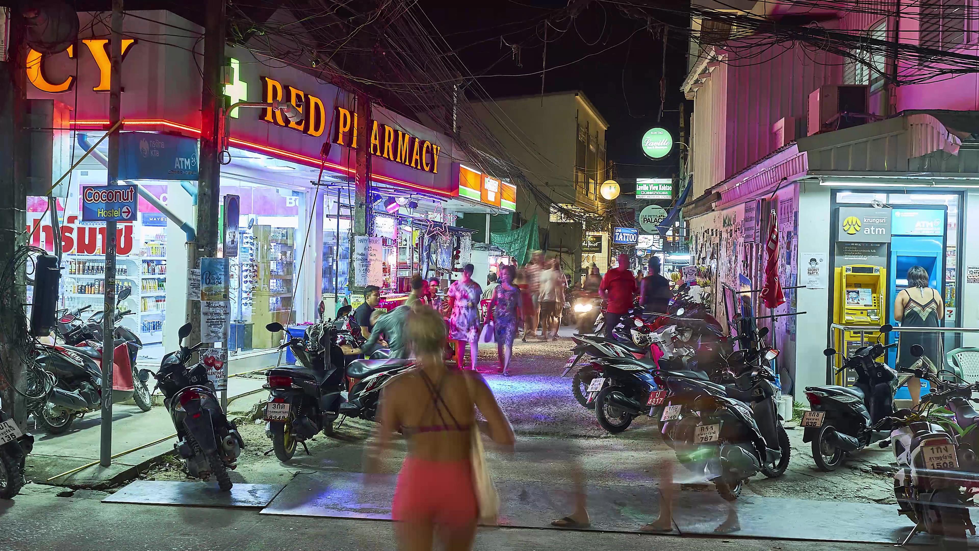 Hyperlapse, Zeitraffer KohTao Thailand, Foto Pocha