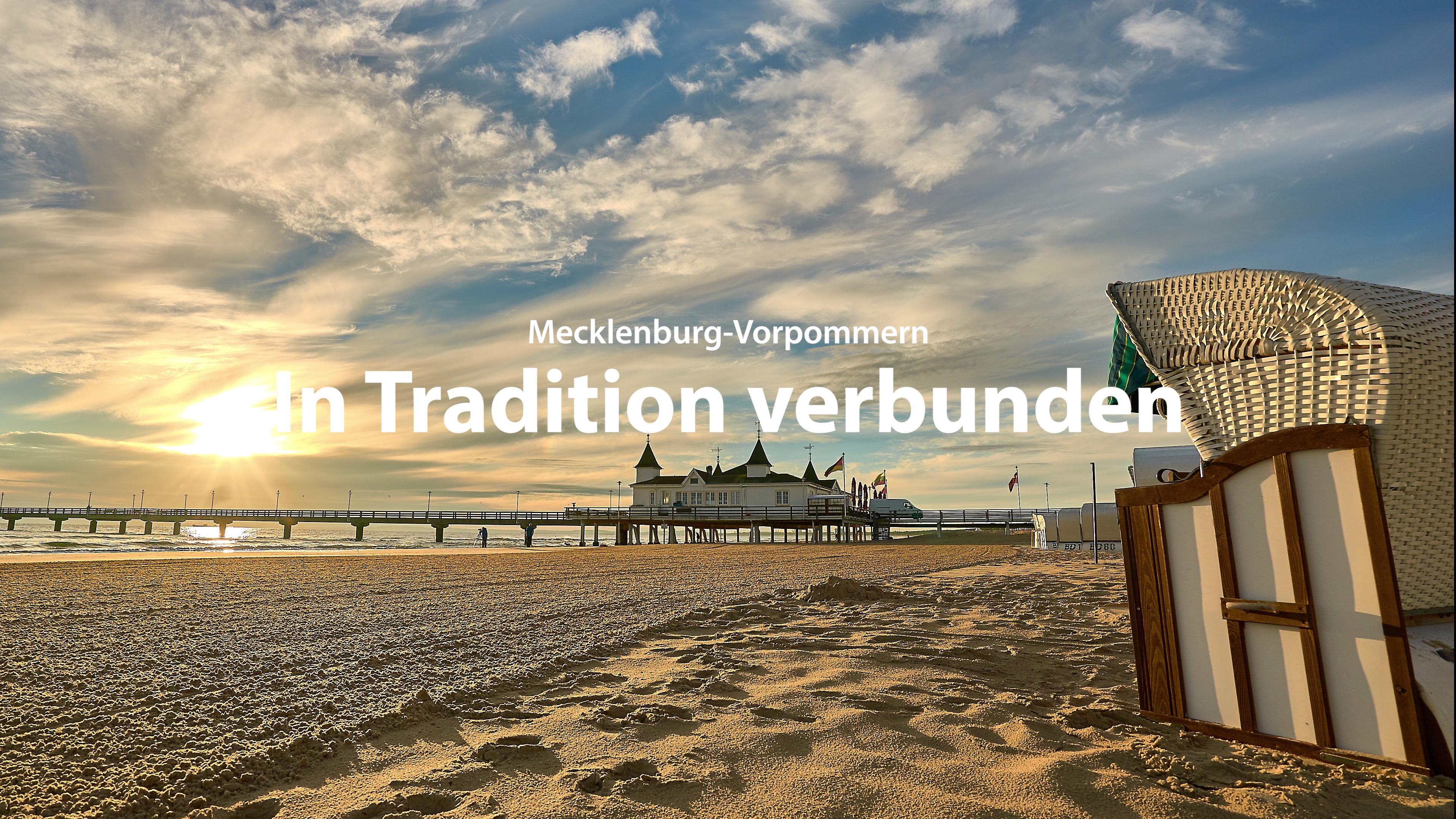 In Tradition verbunden, Kampagne TMV Pocha Burwitz