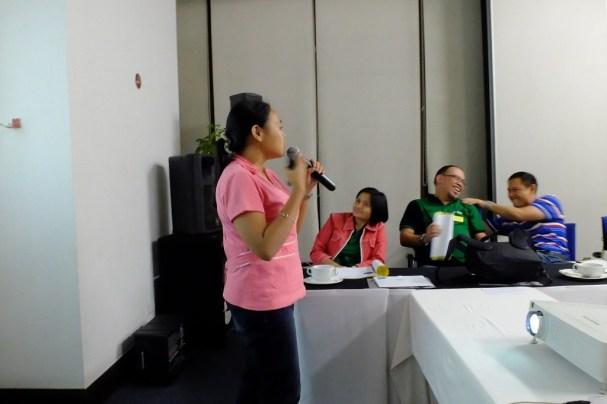 Ada Cuaresma Speaks about Power of Voice in Public Speaking