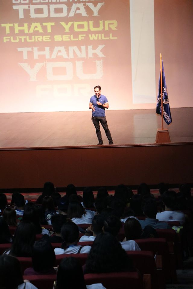 The VoiceMaster Motivates the Youth to Innovate