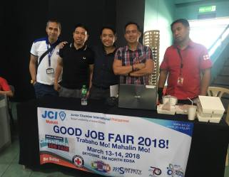 JCI Makati partners with Manila Bulletin for Job Fair seminar