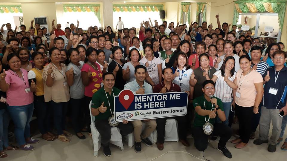 Mentor ME Speakers and participants