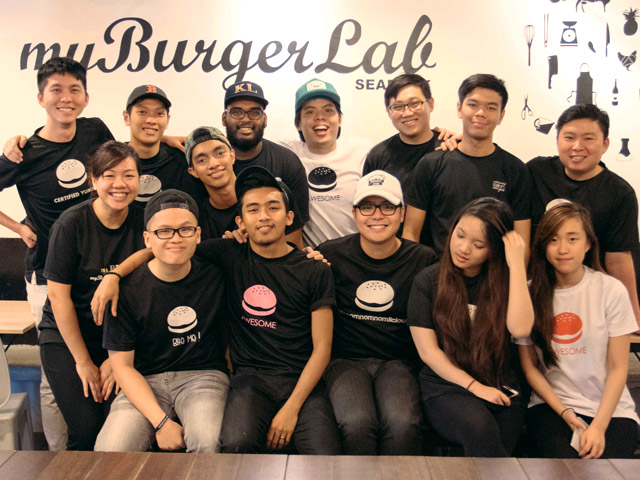 Case Study: A Sold Out Burger Party