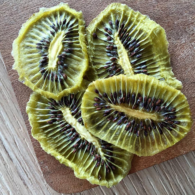 Tangy Kiwis are a delightful pick-me-up. Photo credit: Amazin' Graze