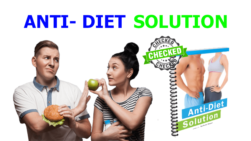 Anti-Diet Solution Review