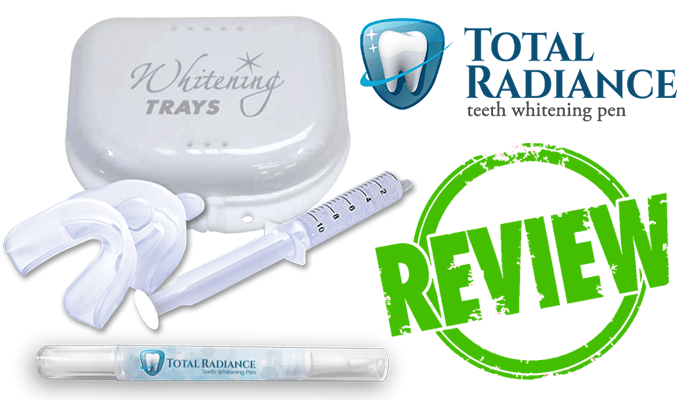 Total Radiance Teeth Whitening Pen Review