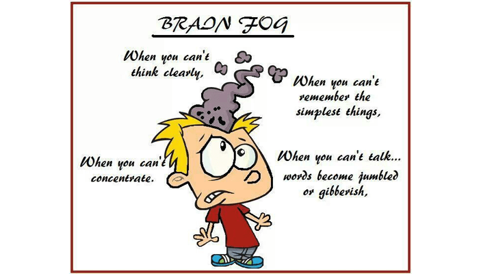 Brain Fog Causes
