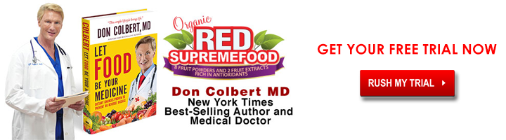 Red SupremeFood Free Trial