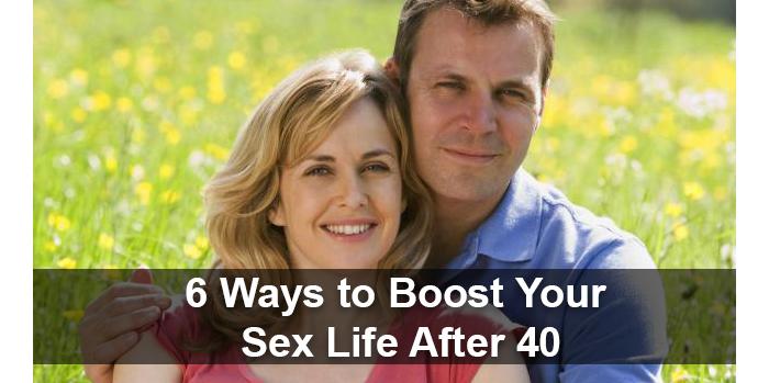 Sex Life after 40