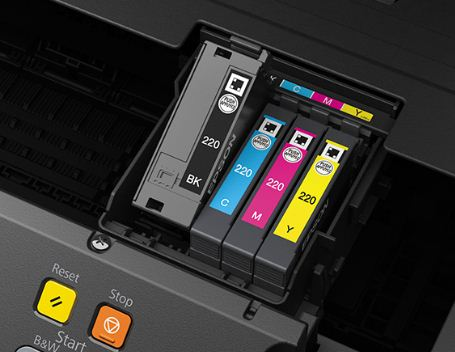 Epson WorkForce WF-2760 Ink