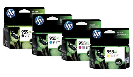 HP OfficeJet Pro 8720 Features Ink