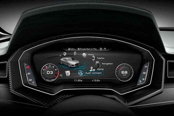 Nuova Audi A3 la tecnologia a portata di mano