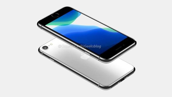 Apple iPhone 9: Das iPhone SE 2 ist auf neuen Bildern zu sehen - PocketPC.ch