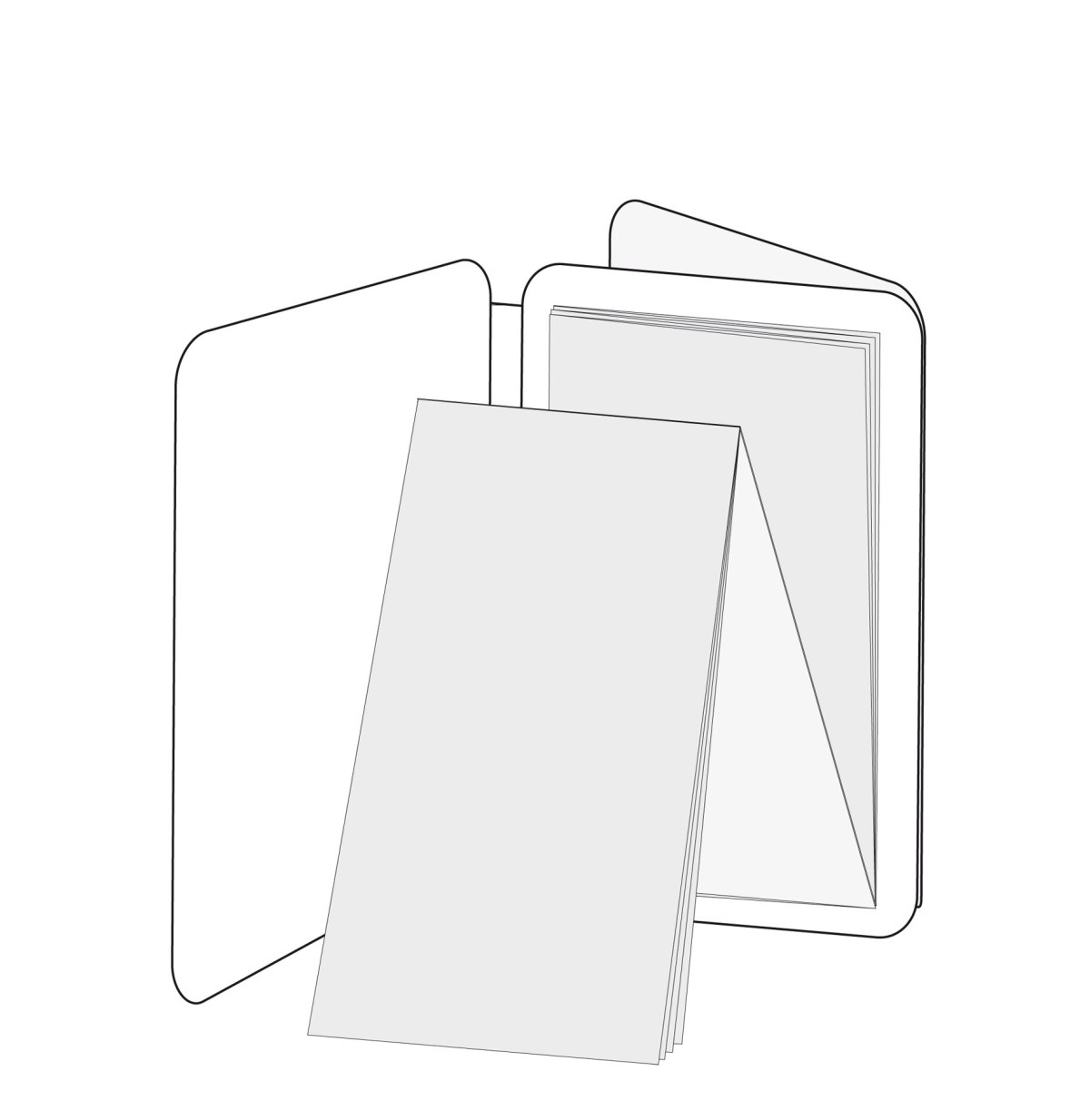 PocketPlaner mit abtrennbarem Coupon