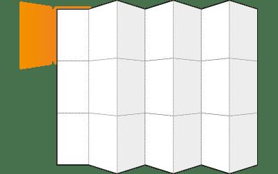 PocketPlaner mit Umschlag