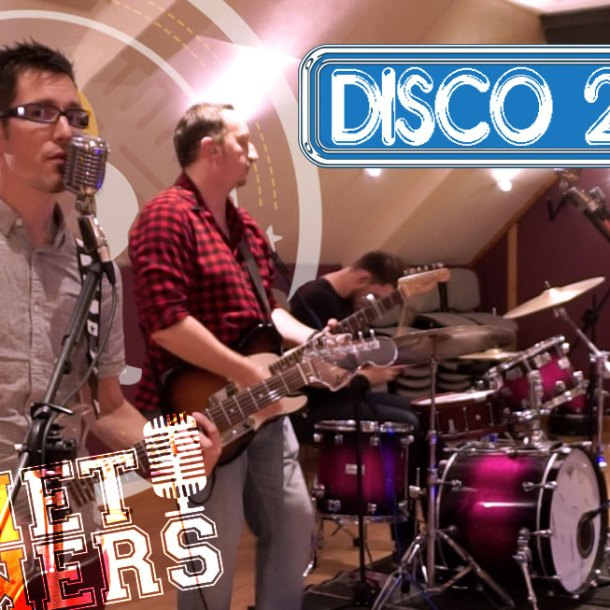 Thumbnail for the music video Disco2000 performed by The Pocket Rockers