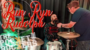 Thumbnail for the music video Run Run Rudolph performed by The Pocket Rockers