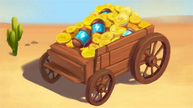 Monedas de giros gratis de Coin Master