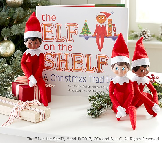 The Elf On The Shelf Set For 1699 Shipped From Pottery