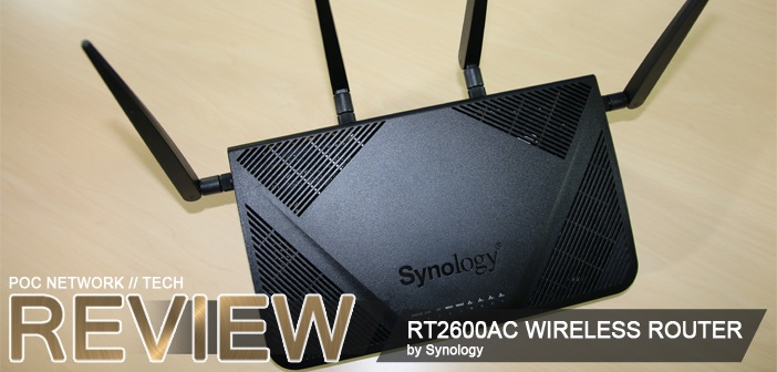 Review: Synology RT2600ac Wireless Router | Poc Network // Tech