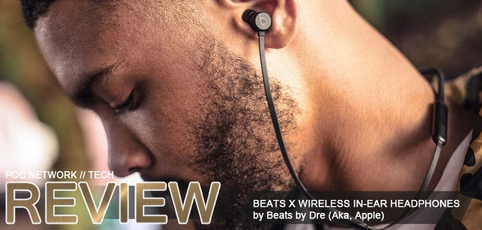 Review Beats X Wireless In Ear Headphones By Dre Apple Poc Network Tech