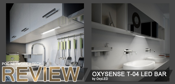 Review: OxyLED OxySense T-04 Motion Activated LED Bar