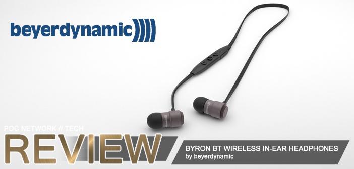 Review: Beyerdynamic Byron BT wireless in-ear headphones