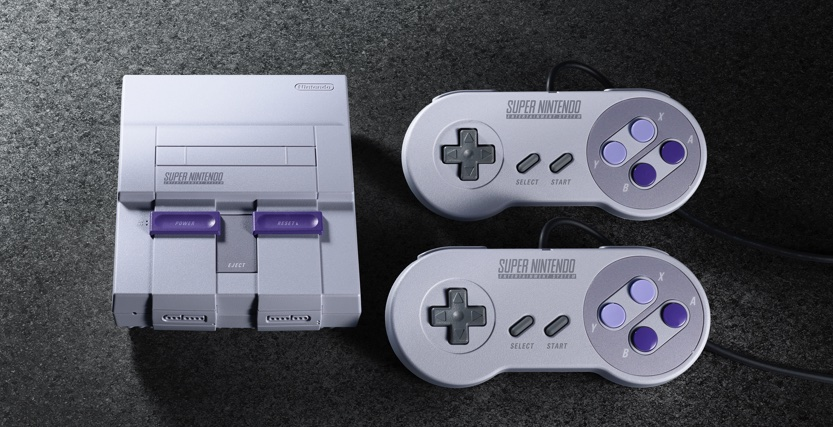 Super Nintendo Classic Edition available Sept. 29, 2017