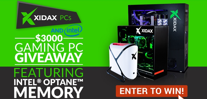 Contest Xidax Is Giving Away 2 Incredible Gaming Pcs Enter Now