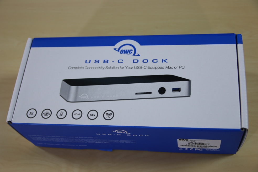Review: OWC USB-C (3 1) Dock for Mac, Windows and mobile devices | Poc  Network // Tech