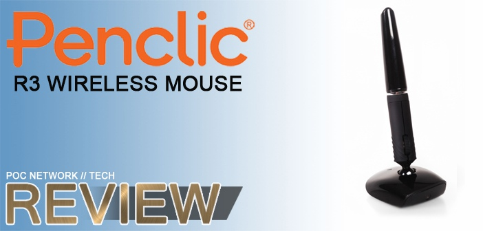 6388430fa2d Review: Penclic R3 wireless pen-style mouse | Poc Network // Tech