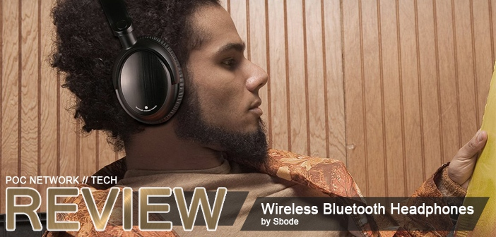 Review: Sbode Wireless Bluetooth Headphones