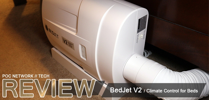 Review: BedJet V2 Climate Control for Beds