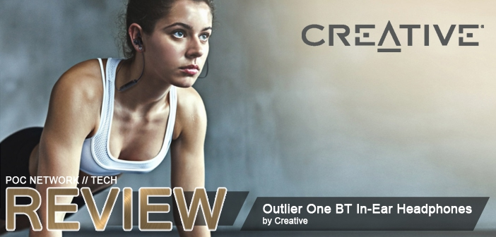 Review: Creative Outlier One Bluetooth In-Ear Headphones