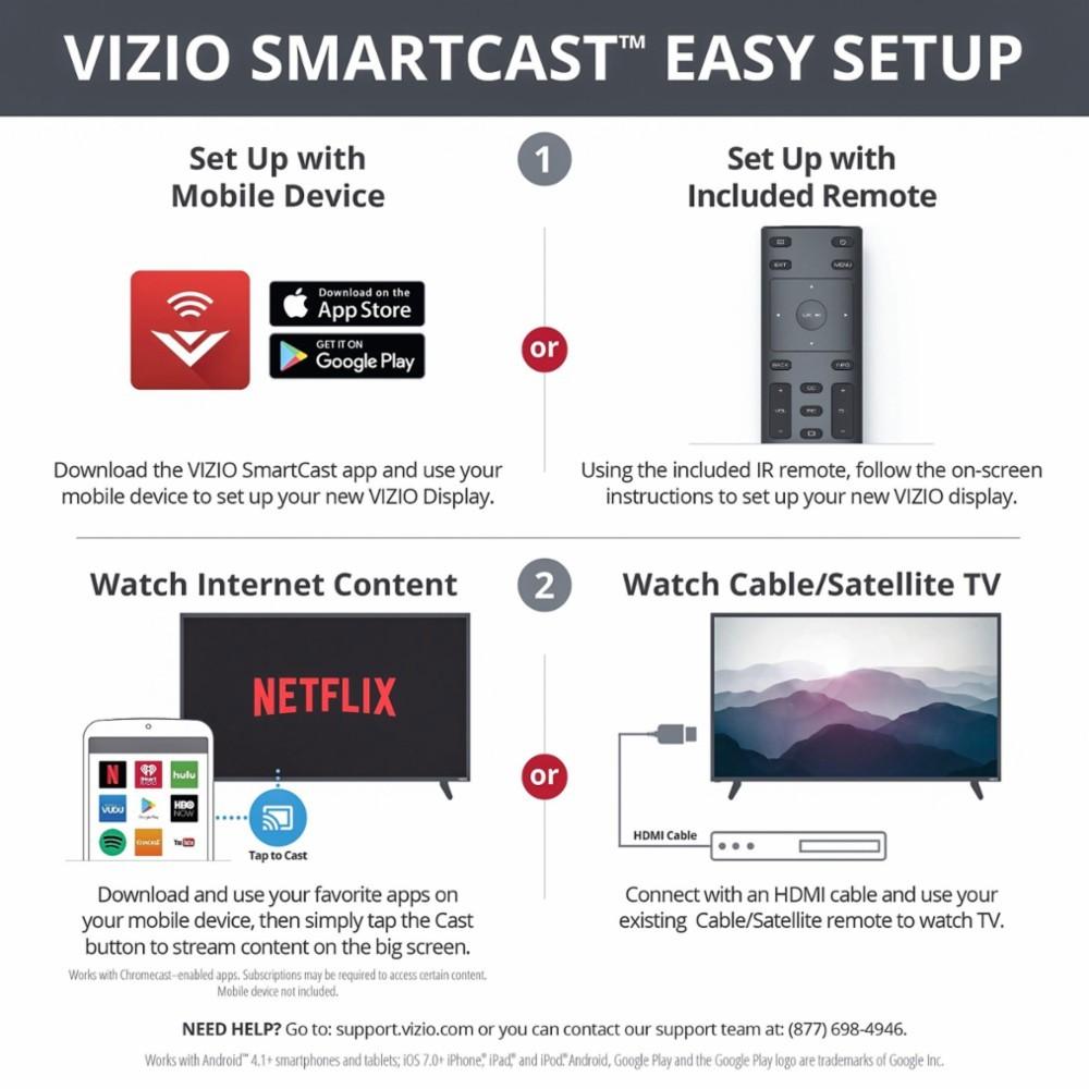 Review: Vizio 65-in 4K UHD XLED Home Theater Display (E65-E1) | Poc Network  // Tech