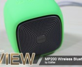 Review: Edifier MP200 Wireless Bluetooth Speaker