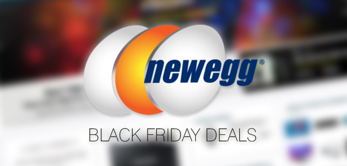 Newegg S Hot Black Friday Deals Already In Motion Poc Network Tech