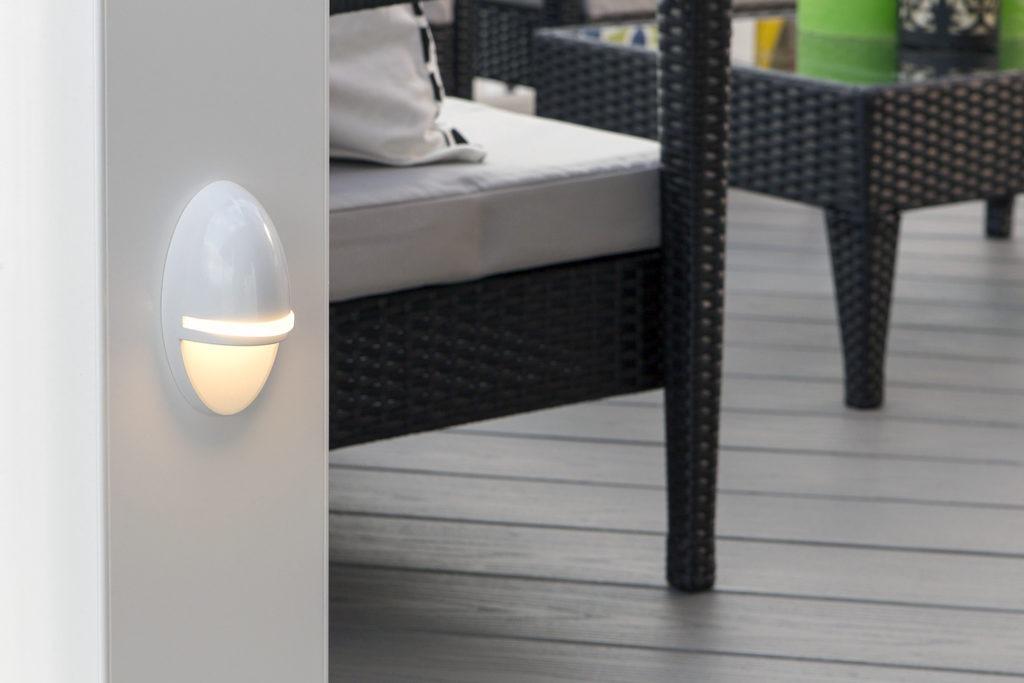 timbertech deck lighting poco