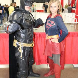 Undercard – Hand Combat Radio – Up, Up, and Away at Motor City Comic Con