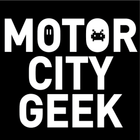 Motor City Geek – Ep 1 – Wonder Woman, C2E2, and ghost hunting