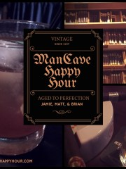 Man Cave Happy Hour Podcast – Live at Small's Bar – Hamtramck