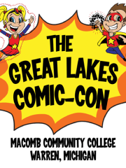 Great Lakes Comic Con