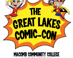 Live from the Great Lakes Comic Con