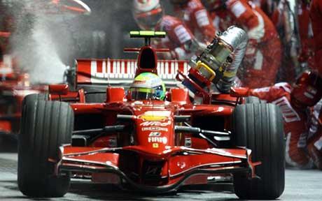 Imagem: Podcast F1 Brasil