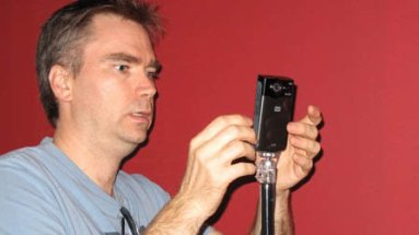 Andrew McGivern at The Bunker Project Podcast