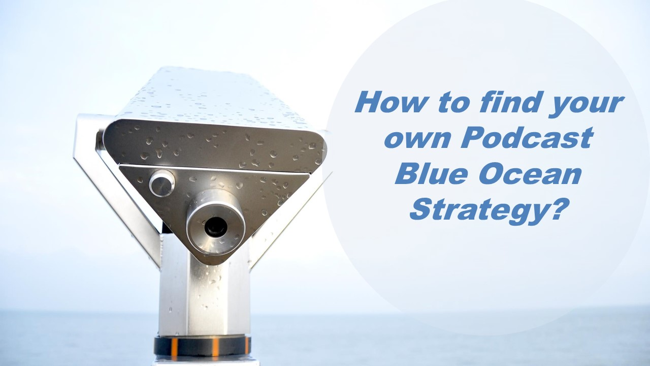 Podcast Blue Ocean Strategy