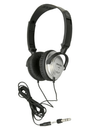 G40DX Headphones for podcasters