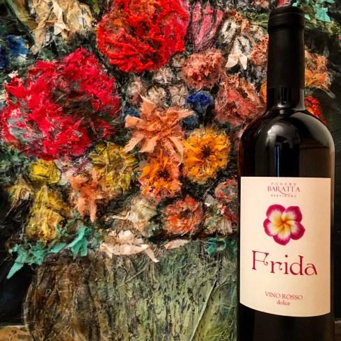 Cagnina, vino rosso dolce