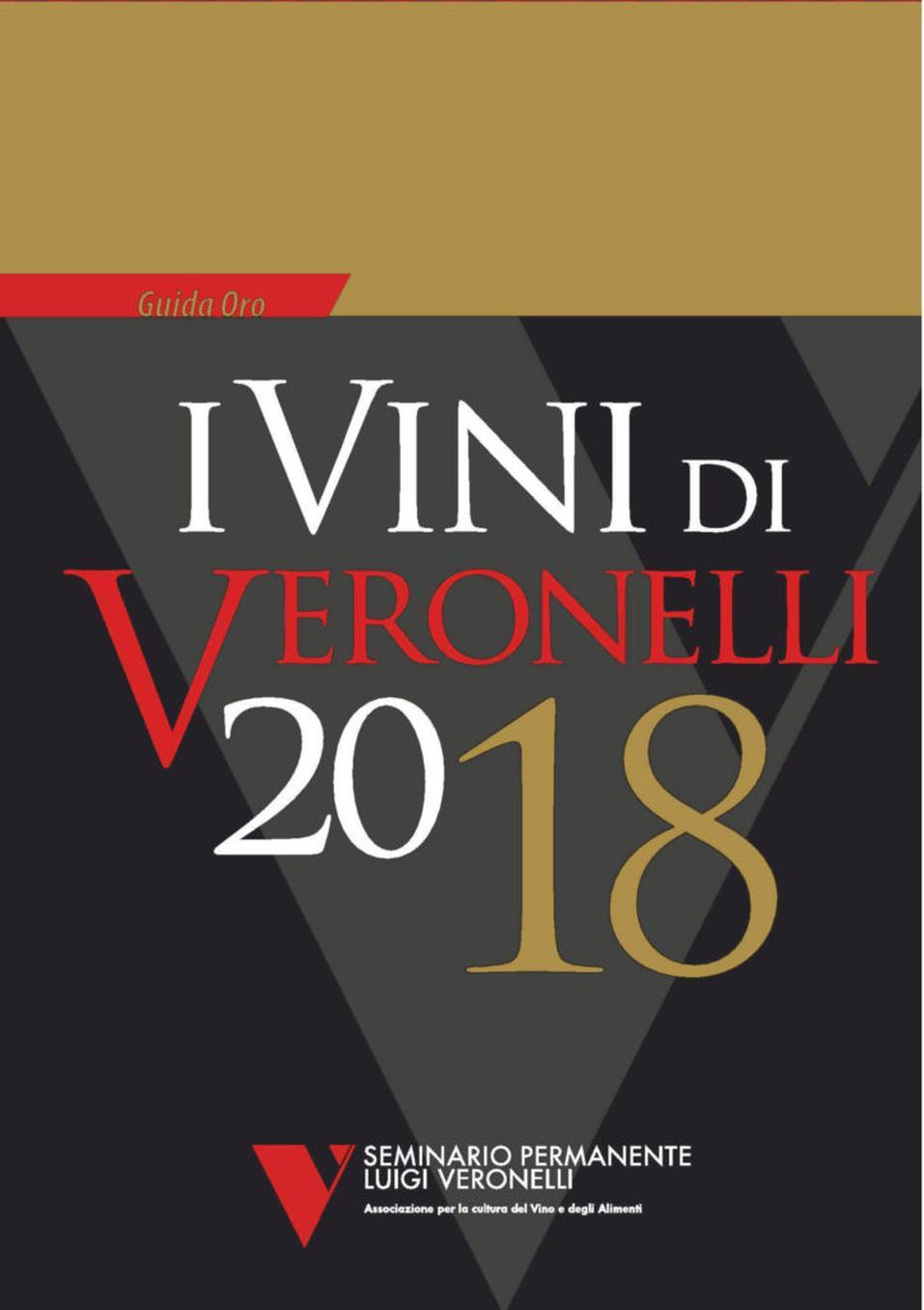 Guida Veronelli 2018